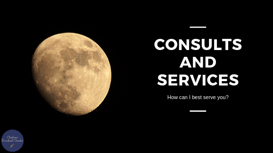 consultations and services(1)